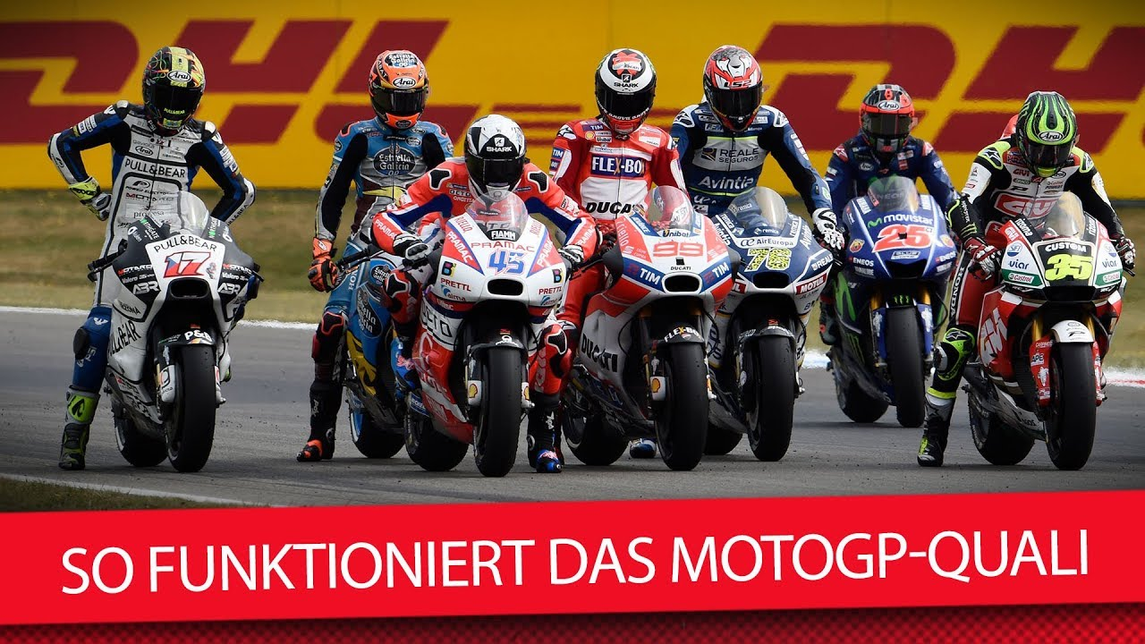 Motogp Qualifying Regeln
