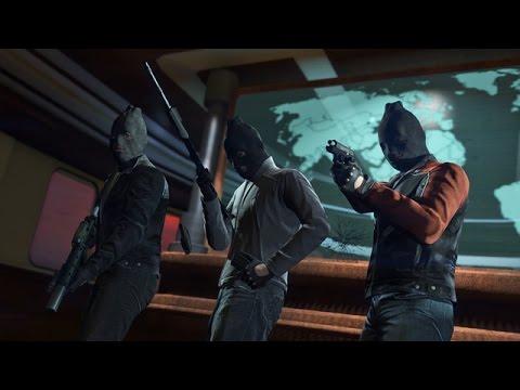 GTA V PS3 Leveleando con Logan y Los Causitas Parte 1