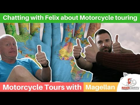 An interview with Felix from Magellan Tours