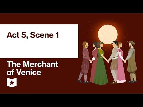 The Merchant of Venice by William Shakespeare | Act 5, Scene 1