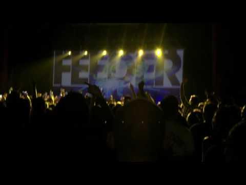 Feeder - Buck Rogers [Live 28/9/16]