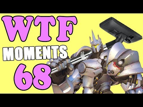 Overwatch WTF Moments Ep.68