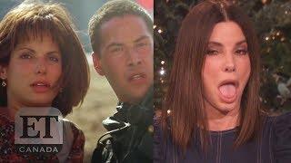 Sandra Bullock Liked Keanu Reeves