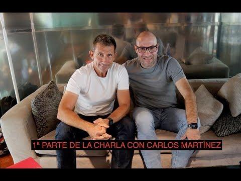 Carlos Martínez, la voz del fútbol en España