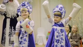 """Детский танец """"Валенки"""""""