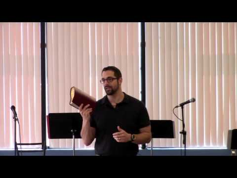 The Ministry of Jesus: The Beatitudes Part V 04/17/16