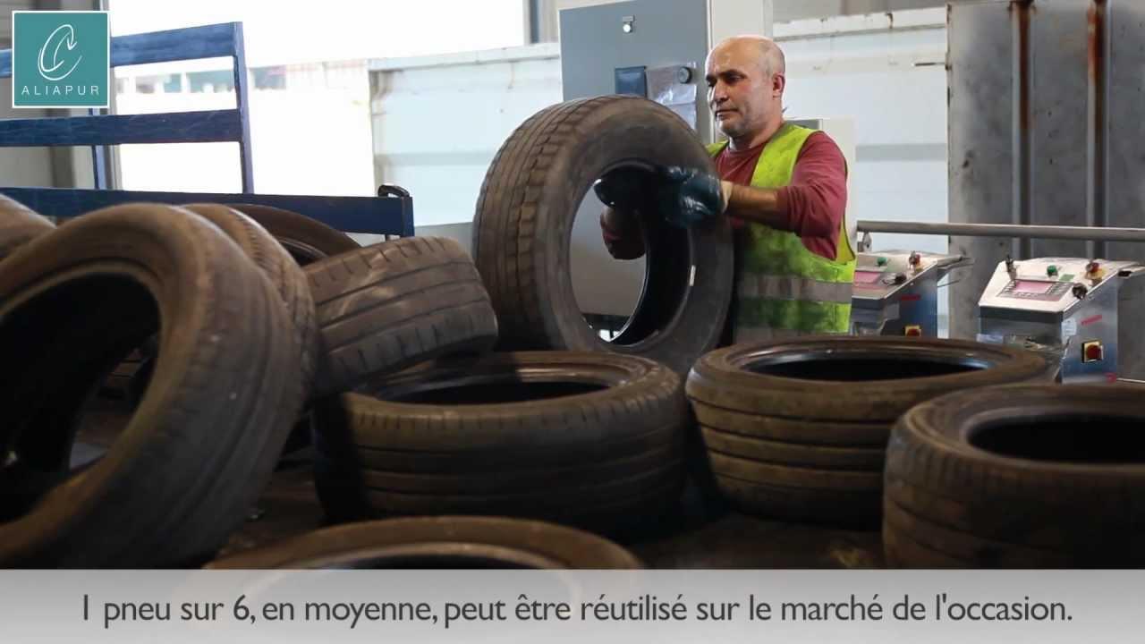 aliapur le recyclage des pneus usag s comment a marche. Black Bedroom Furniture Sets. Home Design Ideas