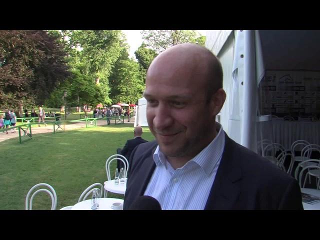 DKB-Riders Tour - Ingmar Jung, Hessischer Staatssekretär
