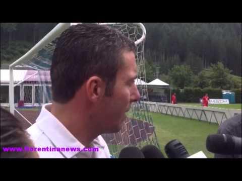 """Longo: """"Gomez sì, ma il grande acquisto della Fiorentina è Rossi. Preparazione Montella innovativa"""""""