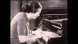 MENDELSSOHN  &  ANNIE  FISCHER   Rondo  Capriccioso  Op 14