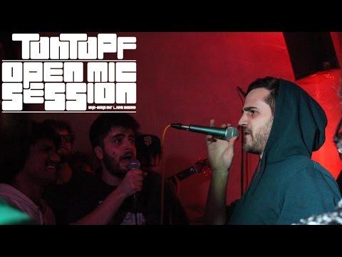 Tontopf Open Mic Session I - Ahnma Stuttgart (feat. Mista Moe, N'antinein & Fab Beat)