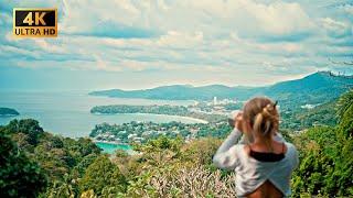 Тайланд сейчас. Пхукет 2021 - Карон и Ката кладка яиц морской черепахи на местном пляже. 4к