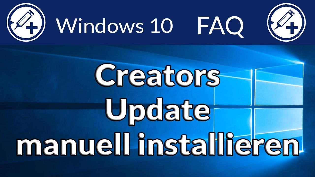 Windows 10 Installieren