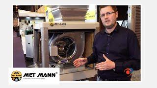 MET MANN novedades climatización y tratamiento del aire - Feria Climatización y Refrigeración 2019
