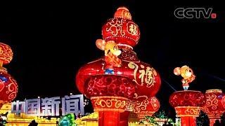 [中国新闻] 欢欢喜喜过大年 华灯溢彩迎新春 | CCTV中文国际