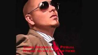Download Chris Brown feat. Pitbull - Where do we go from Here MP3 song and Music Video