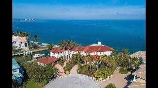 Majestic Waterfront Oasis in Longboat Key, Florida  | Sotheby's International Realty