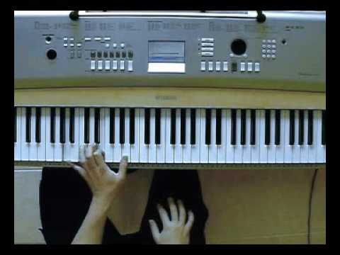 Za dedinou (piano tutorial) by ORiKE