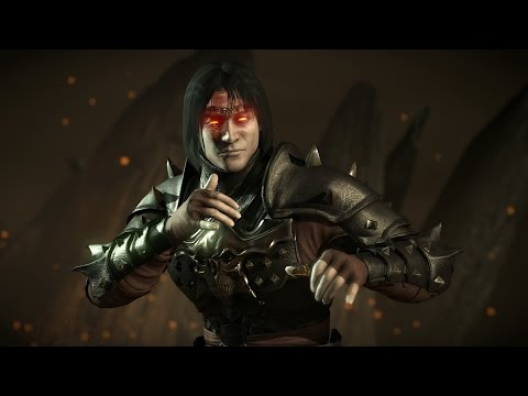 Mortal Kombat X - Liu Kang (Flame Fist) Arcade Ladder