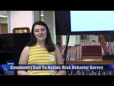 Community Call To Action Risk Behavior Survey