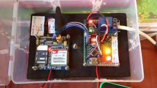 Arduino: Commande d'un relais par sms