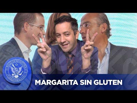 MARGARITA SIN GLUTEN - EL PULSO DE LA REPÚBLICA