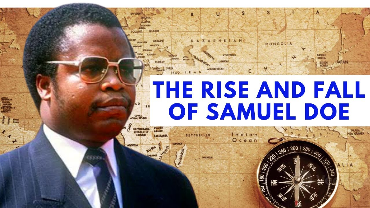 Download The Rise and Fall of SAMUEL DOE. Former President of Liberia