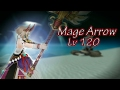 Toram Online - Elemental mage arrow build