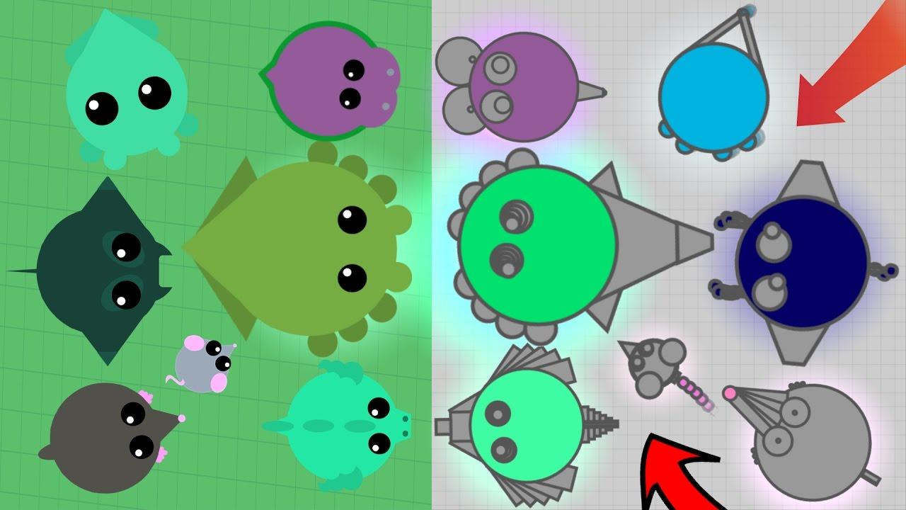 Becoming A Mope Io Animal In Diep Io Hack Mod Insane Mope Io Hack Glitch Mope Io Youtube
