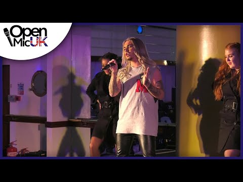 PAPARAZZI – LADY GAGA performed by MATTHEW JOSEPH at the Liverpool Regional Final of Open Mic UK