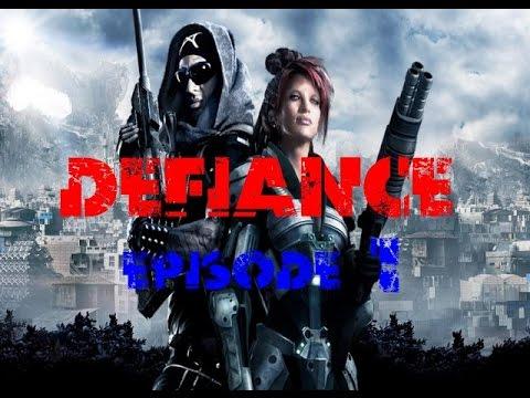 Defiance gameplay [FR] épisode 1: La naissance d'un pillarche !