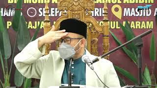 Bahaya Yang Meruntuhkan Agama. Dr Maza Jawab Tohmahan Ustaz Muhaizad Terhadap Hadis Nabi