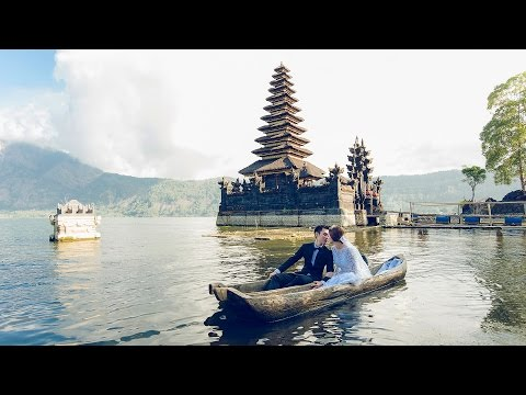 Hendrik and Elny - Bali Prewedding Clip by Suryopras