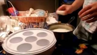 Как ПРАВИЛЬНО сделать густой, домашний йогурт в йогуртнице!/How to make a homemade yogurt!
