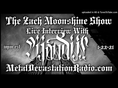 Maudiir - Interview 2021 - The Zach Moonshine Show