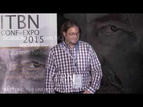 ITBN 2015 - Karel Hendrych, Senior Systems Engineer - Juniper Networks