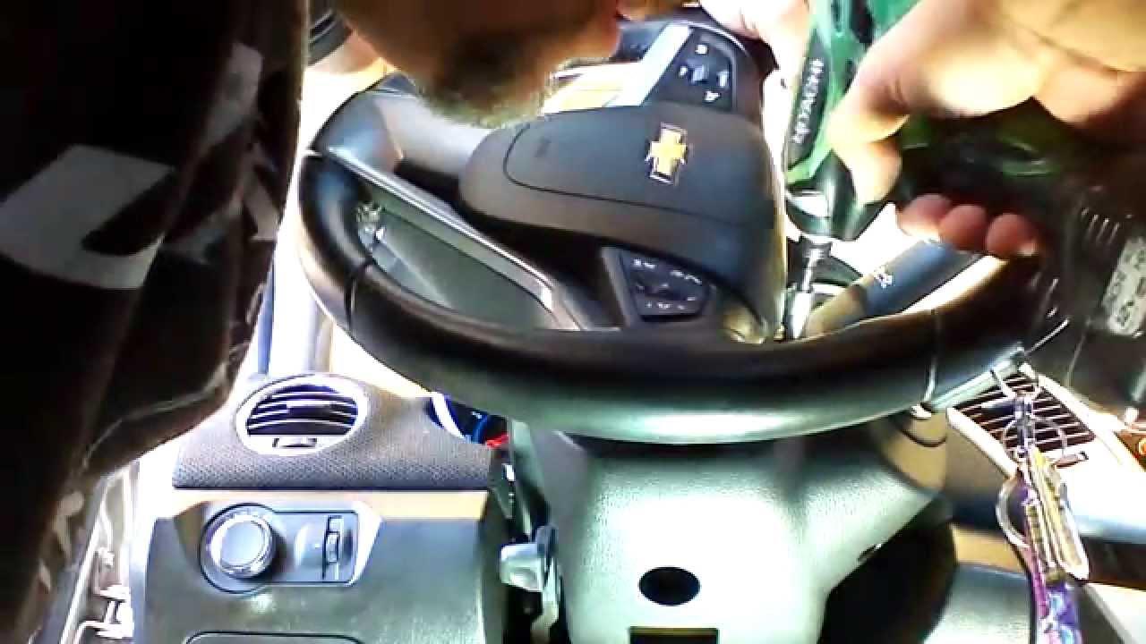 2012 chevrolet cruze remote start installation part 1