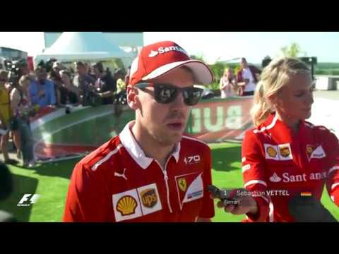 2017 Hungarian Grand Prix | Driver Reaction