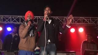 Yaar Ni Jag Vich Hona - KAMAL KHANGESRIYA by Vicky Badshah LIVE SHOW 13 JAN 2017 HARYOLI