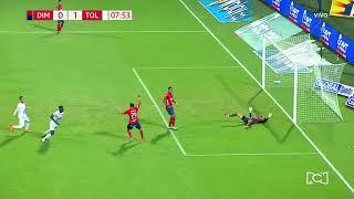 Medellín 0-1 Tolima - Gol Marco Pérez - Semifinal Liga Águila 2018-II l Deportes RCN