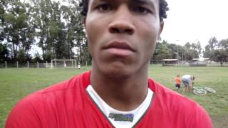 BLOG DO RÉGIS ENTREVISTA ROGERIO ATLETA DO SERRANO SPORT CLUBE.MPG