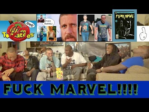 FUCK MARVEL! (Signing the DC Rotten Tomatoes petition!)