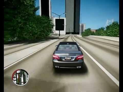 GTA IV: San Andreas Map & Real Car Mod Pack