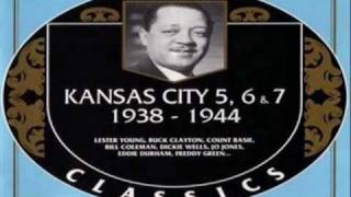 Count Basie - Jive at Five 1939 w/ Lester Young