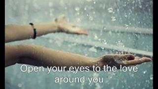 EVANESCENCE... LISTEN TO THE RAIN with LYRICS