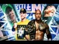 wwe JOHN CENA VS THE ROCK WRESTLEMANIA 29 highlights hd