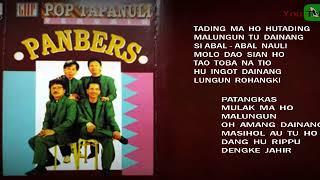 Lagu BATAK PANBERS JAMAN DULU