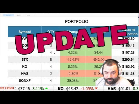 Investing for Gamers ~HUGE UPDATE AND PORTFOLIO PERFORMANCE!~Investor XP