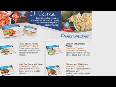 How to Lose Weight on Weight Watchers | Diet Plan