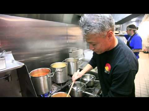 Video: Slurping Turtle chef Takashi Yagihashi makes his Tan Tan Men Ramen